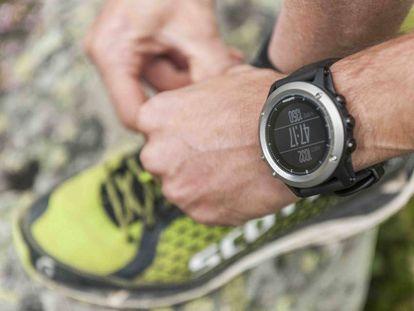 La marca Garmin ofrece el mejor reloj deportivo GPS de nuestra comparativa.
