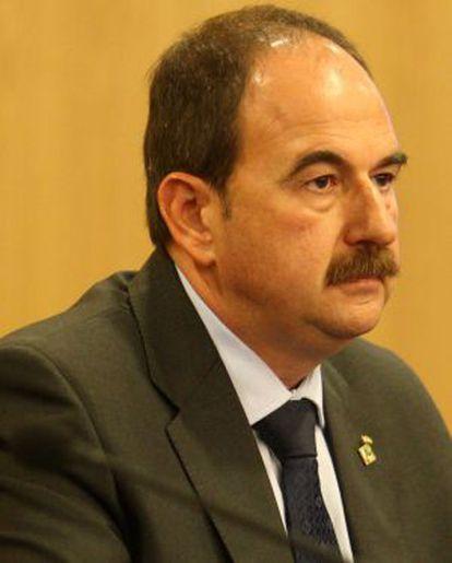 Xavier Crespo, ex alcalde de Lloret y diputado autonómico por CiU.