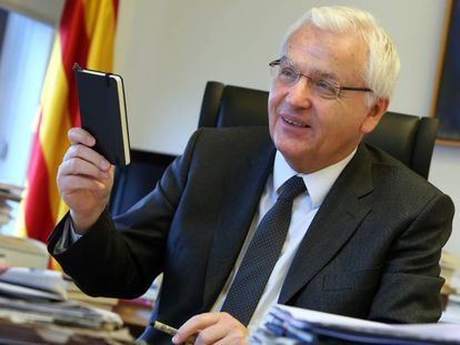 """""""El argumento no es que 'España nos roba' sino que el Estado es ineficiente"""""""
