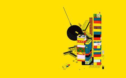 Ilustración del estadounidense Toma Vagner