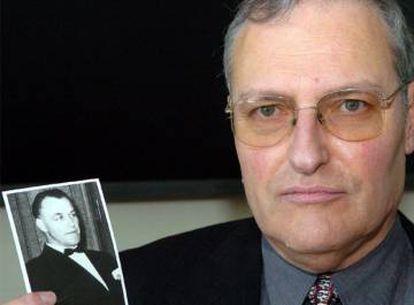 El cazanazis Ephraim Zuroff, en una imagen de archivo.