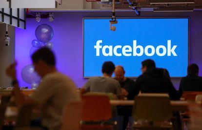La sede de Facebook en Londres