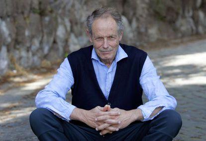 El escritor Erri de Luca.