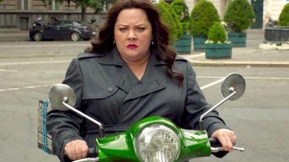 Melissa McCarthy, en 'Espías'.
