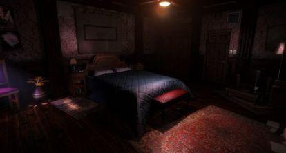 Una imagen de 'The guest', el videojuego español de Team Gotham.
