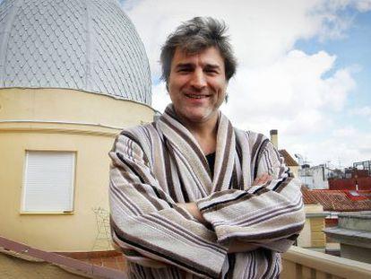 El actor madrileño Alberto San Juan.