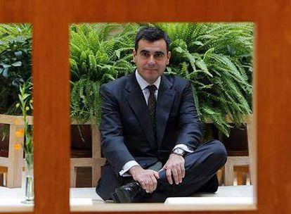 Xavier Adserà, presidente de la empresa Natraceutical, que fabrica ingredientes y complementos dietéticos.