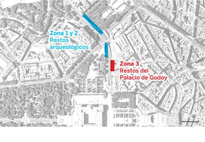 Fuente: Comunidad de Madrid. EL PAÍS