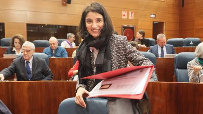 Pilar Llop, hasta ahora presidenta del Senado, será la ministra de Justicia.