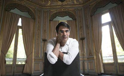 El documentalista y editor Joao Moreira Salles en Casa de America.