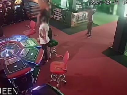 Pillados 'in fraganti' los seis atracadores de un casino en Tenerife