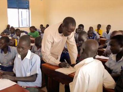 Los países con menor índice de escolarización son Liberia, Sudán del Sur y Afganistán, según Unicef