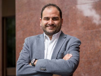 Fernando Sánchez Costa, en una imagen de archivo