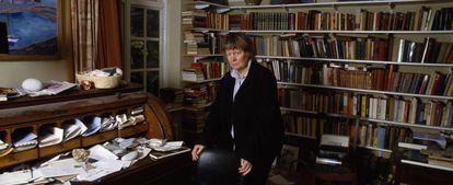 Iris Murdoch, en 1992.