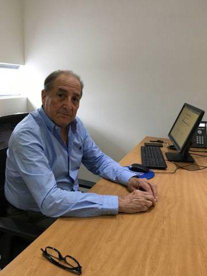 Francisco José Hernández, presidente de la CANF, en Miami.