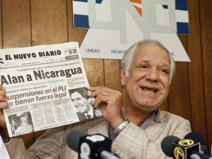 Adolfo Calero, el hombre de la CIA en Nicaragua