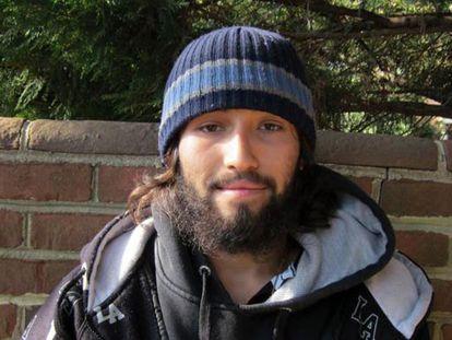 Oscar Ortega-Hernandez, detenido por disparar contra la Casa Blanca.