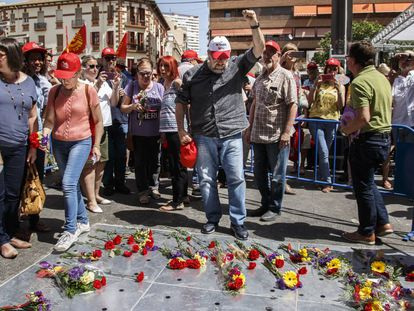 Alicante recuerda el bombardeo que sufrió la ciudad en el año 1938.
