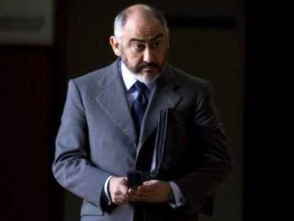 El exdelegado de la Zona Franca, Manuel Rodríguez de Castro.