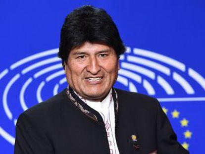 El presidente de Bolivia podrá participar en las elecciones de 2019 después de que se suspendieran los artículos de la Constitución que prohibían la reelección