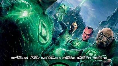 Cartel de Green Lantern