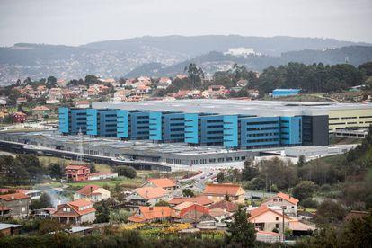 Hospital Álvaro Cunqueiro de Vigo.