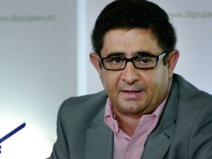 Francisco Reyes, secretario general del PSOE de Jaén.