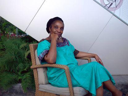 Mulenga Kapwepwe, escritora y pensadora de Zambia.