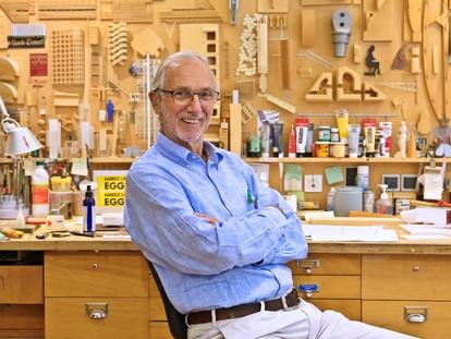 El arquitecto italiano Renzo Piano, ganador del premio Pritzker.