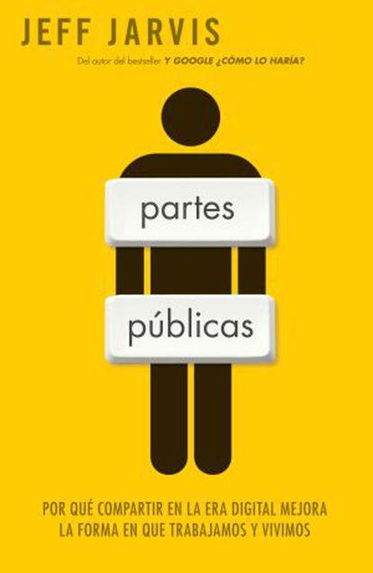 'Partes públicas' es la segunda obra del autor