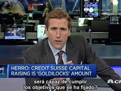 Credit Suisse cambia de estrategia: ampliará capital y reducirá costes