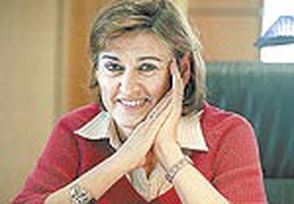 Gloria Hernández, directora general del Tesoro.