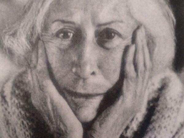 Retrato de la escritora Banine.