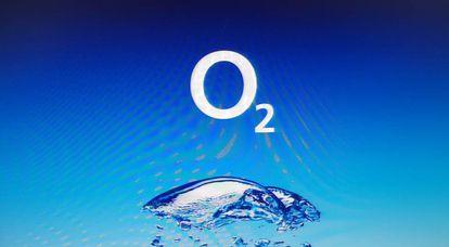 Logo de la nueva marca O2.