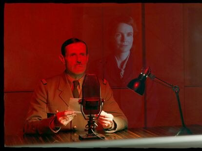 Lambert Wilson, en 'De Gaulle'.