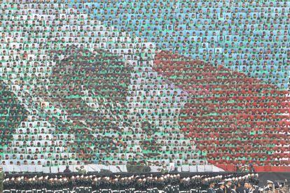 México celebró ayer el aniversario de su independencia de España