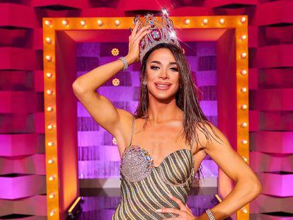 Carmen Farala, ganadora de la primera edición de 'Drag Race España'.