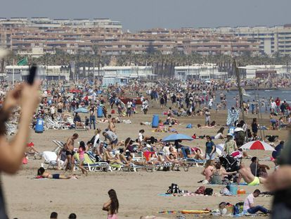 La Semana Santa marca un nuevo récord turístico y apunta a otro verano de máximos
