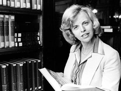 Lynne Cheney en Washington en 1980.