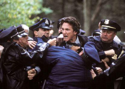 Sean Penn, en 'Mystic River'.