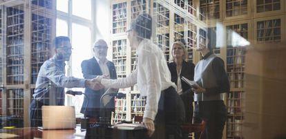 Un acuerdo puede evitar muchos problemas judiciales.