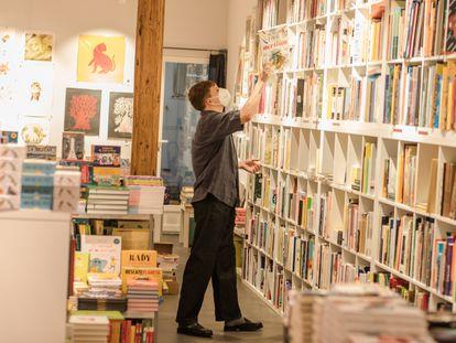 Librería Panta Rhei. / CARLOS PINA