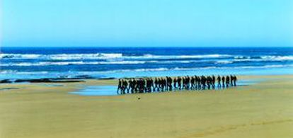 'Passage series', de Shirin Neshat