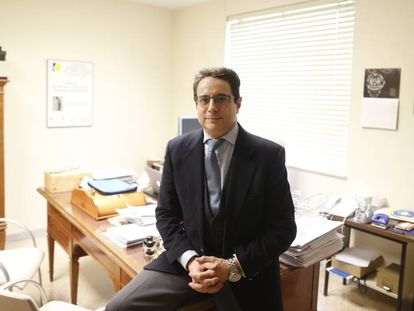 Miguel Martín, presidente de la Sociedad Española de Oncología Médica.