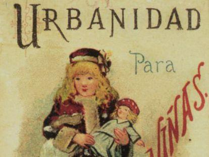 Uno de los volúmenes educativos de la editorial Calleja.