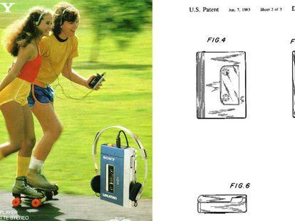 El Walkman de Sony cambio la historia de la música en 1979. En vídeo, una publicidad lanzada en su 40 aniversario.