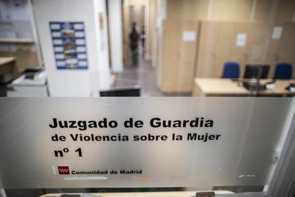 Una sala de la Oficina de Asistencia a las Víctimas del Delito. / ÁLVARO GARCÍA