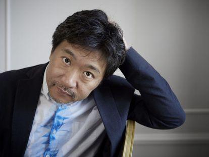 El cineasta Hirokazu Kore-eda, el pasado septiembre, en San Sebastián.
