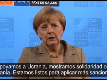 Europa quiere endurecer las sanciones a Rusia.