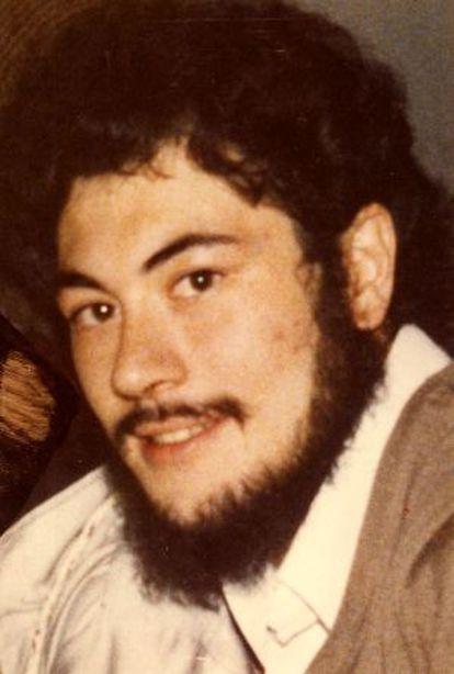 La víctima, Jorge Caballero, en una imagen de archivo.